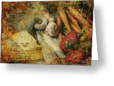 Bygone Moments Greeting Card
