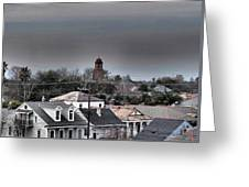 Bywater Rooftops Greeting Card