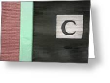 C  Greeting Card