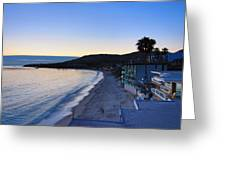 Ca Beach - 121232 Greeting Card