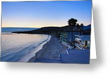 Ca Beach - 121233 Greeting Card