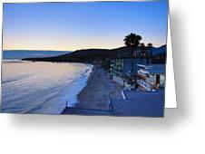 Ca Beach - 121234 Greeting Card