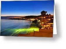 Ca Beach - 121243 Greeting Card