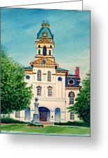 Cabarrus County Courthouse Greeting Card