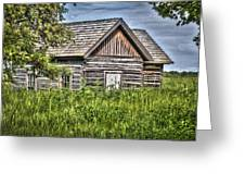 Cabin 1 Greeting Card