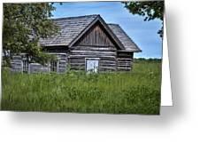 Cabin 2 Greeting Card
