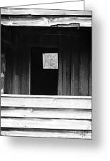 Cabin At Cades Cove Greeting Card