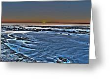 Cable Beach Greeting Card by Ian  Ramsay