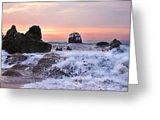 Cabo Sunrise Greeting Card