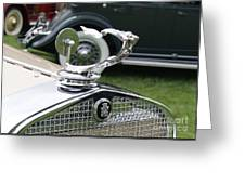 Cadillac Phaeton Greeting Card