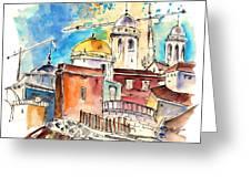Cadiz Spain 02 Greeting Card