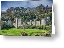 Caerhays Castle Greeting Card