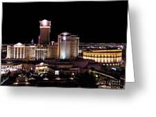 Caesars Palace - Las Vegas Greeting Card