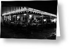 Cafe Du Monde Greeting Card