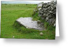 Cairn T At Loughcrew Greeting Card