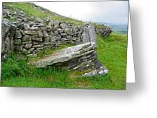 Cairn T - The Hag's Chair Greeting Card