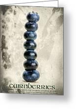 Cairnberries Greeting Card