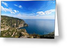 Cala Dell'oro - Italy Greeting Card