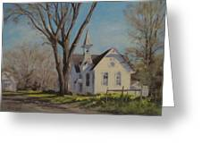 Calapooia Church Greeting Card