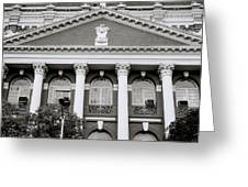 Calcutta Writers Buildings Greeting Card