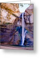 Calf Creek Falls 2 Greeting Card