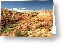 Calf Creek View Greeting Card