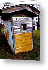 Calhoun Greeting Card
