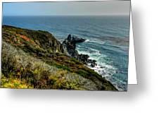 California - Big Sur 005 Greeting Card by Lance Vaughn