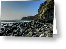 California - Big Sur 014 Greeting Card by Lance Vaughn