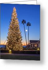 California Christmas Greeting Card