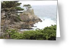 California Coast # 9 Greeting Card