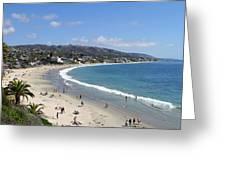 California Coast Greeting Card