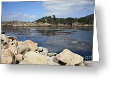 California Cove Greeting Card