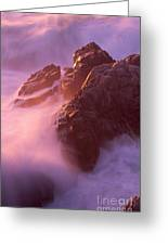 California Landscape Greeting Card by Art Wolfe