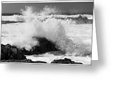 California Pacific Coast Greeting Card