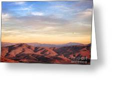 California Trails Greeting Card