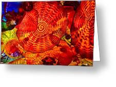 Caliope Greeting Card