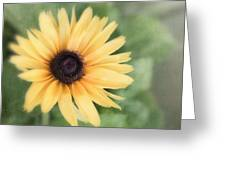 Call Me Mellow Yellow Greeting Card