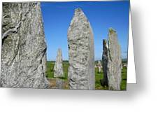 Callanish Stone Circle Greeting Card