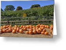 Calling Autumn Greeting Card by Joann Vitali