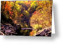 Calling Me Home Greeting Card by Karen Wiles