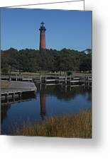 Calm Waters Reflect Greeting Card