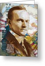 Calvin Coolidge Greeting Card
