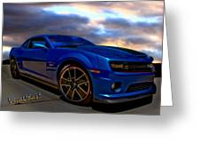 Camaro Hot Wheels Edition Greeting Card
