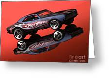 Camaro4-2 Greeting Card