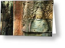 Cambodia Angkor Wat 1 Greeting Card