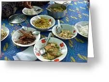 Cambodian Life 13 Greeting Card