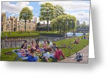 Cambridge Summer Greeting Card