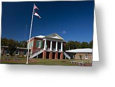 Camden County Courthouse Greeting Card