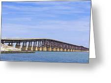 Camelback Bridge Greeting Card